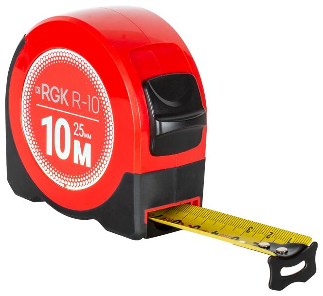 Рулетка RGK R 10 25 мм