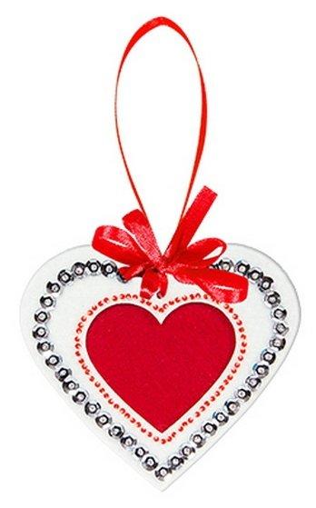 Feltrica Набор для изготовления Сердце красное (4627104426848)