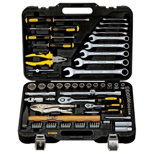 Набор инструментов BERGER (78 шт.) Бохум BG078-1214Наборы инструментов и оснастки<br>