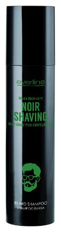 Everline Шампунь для бороды Noir