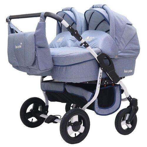 Купить Универсальная коляска Teddy Fenix Duo Prime (2 в 1) 04, Коляски