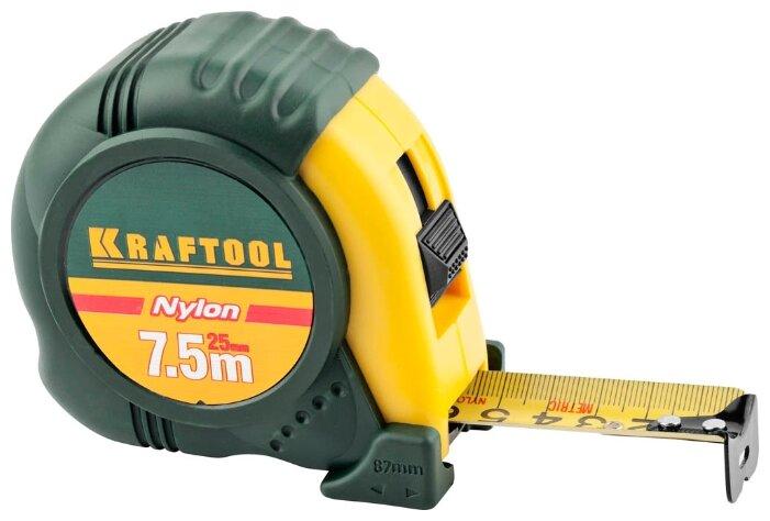 Рулетка Kraftool 34122 08_z01 25 мм