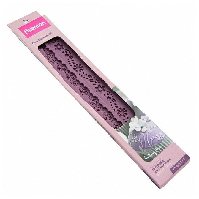 Fissman Форма для мастики текстурная 30 х 5 см.