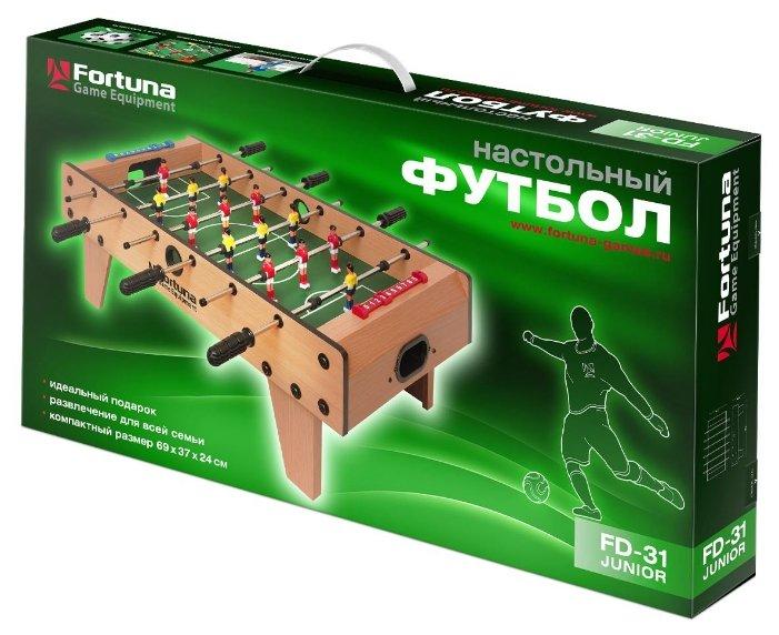 Fortuna Billiard Equipment Футбол FD-31