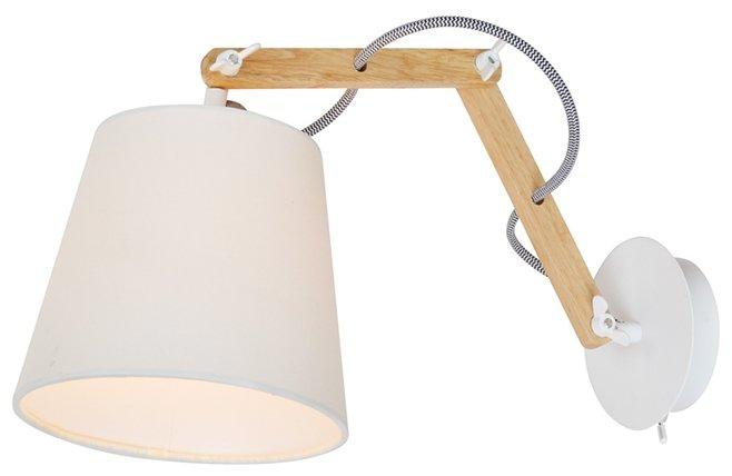 Спот Arte Lamp Pinocchio A5700AP-1WH