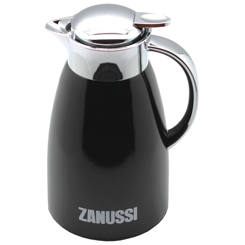 Термокувшин Zanussi Livorno, 1.5 л черный