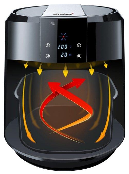 Steba HF 5000 XL. Инновационная аэрофритюрница