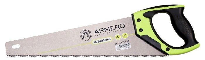 Ножовка по дереву Armero A531/400 400 мм