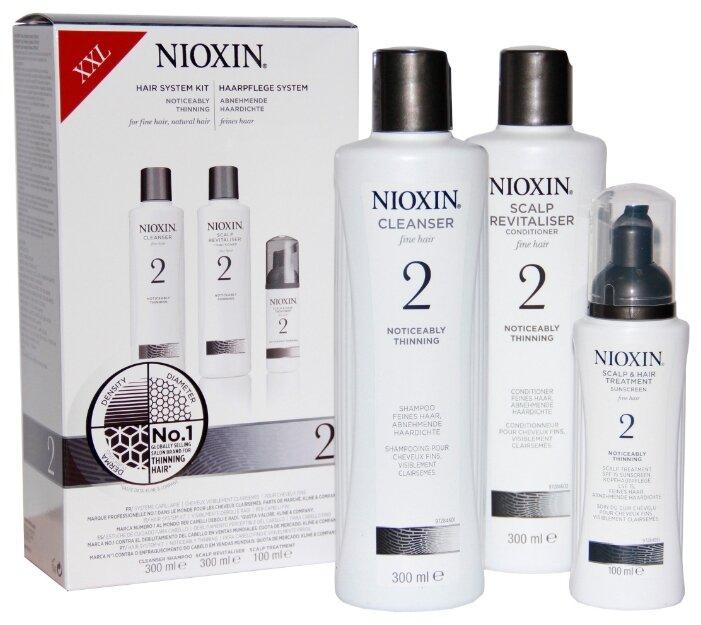 Набор Nioxin System 2 XXL