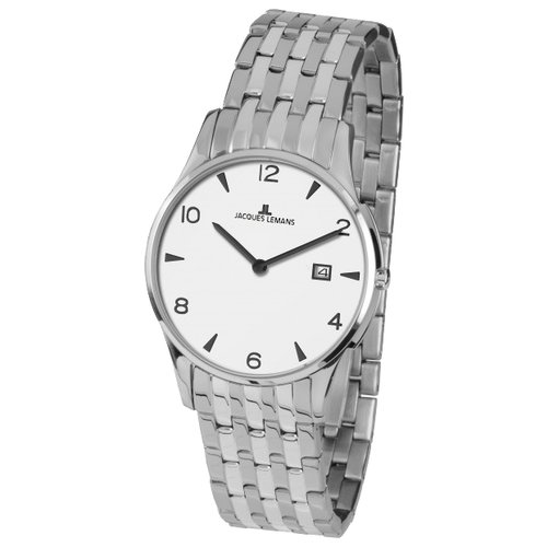 цены Наручные часы JACQUES LEMANS 1-1852ZB