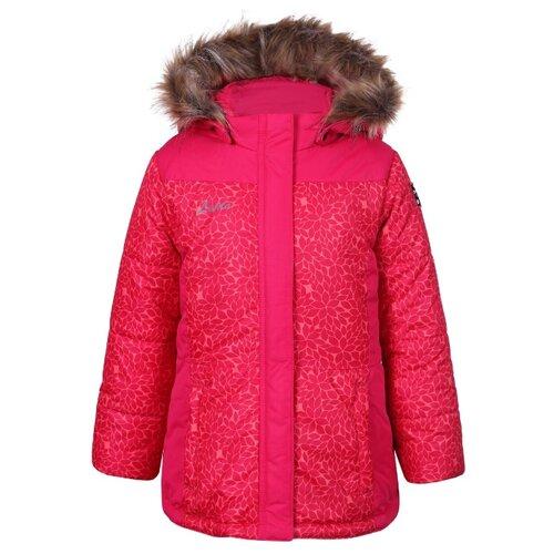 Куртка LUHTA 232019467L6V660 размер 98, розовыйКуртки и пуховики<br>