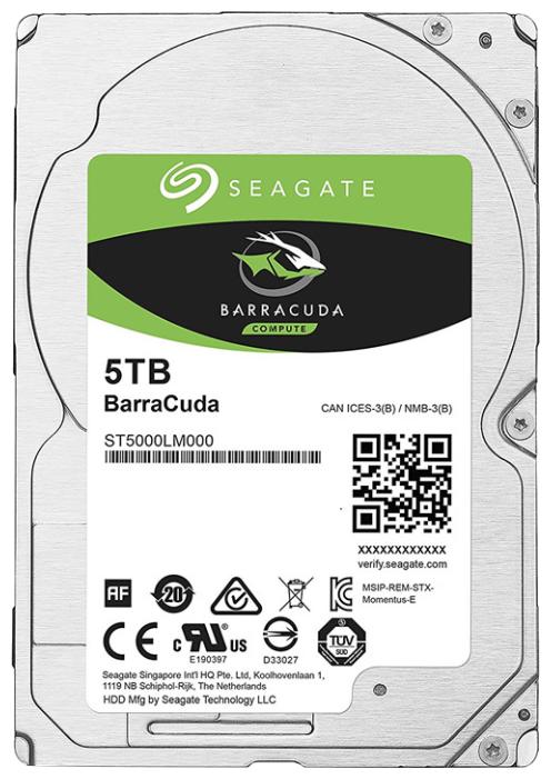 Жесткий диск Seagate ST5000LM000