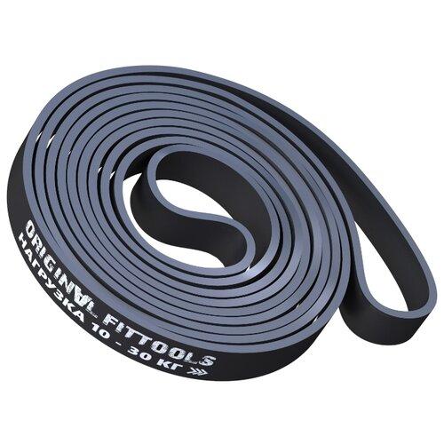 Эспандер лента Original FitTools FT-EX-208-22 208 х 2.2 см черный