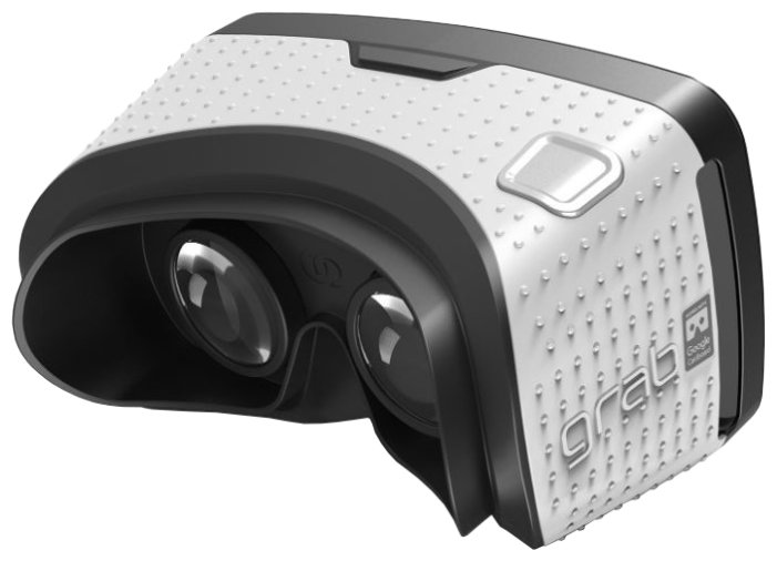 Очки виртуальной реальности HOMIDO Grab розовый