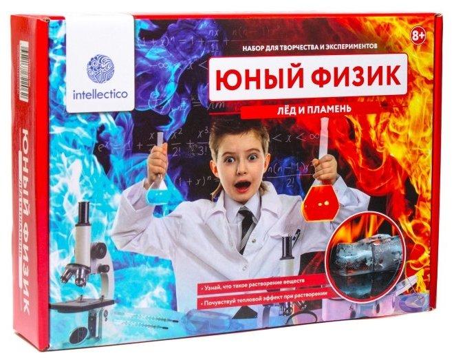 Набор Intellectico Юный физик. Лед и пламень (206)
