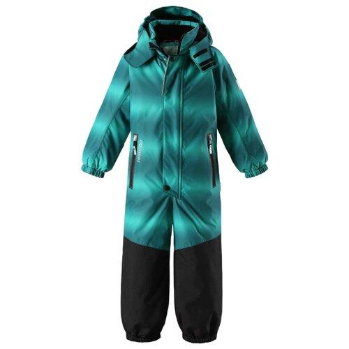 комбинезон детский reima reimatec otsamo цвет синий зеленый 520214c6983 размер 134 Комбинезон Reima Tornio 520209C размер 92, зеленый