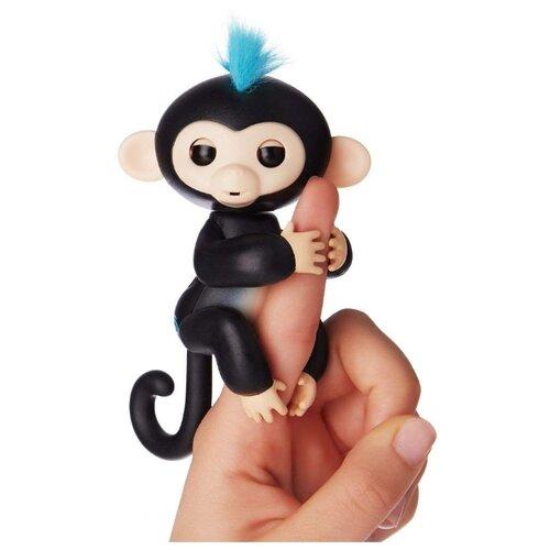 Купить Интерактивная игрушка робот WowWee Fingerlings Ручная обезьянка финн, Роботы и трансформеры
