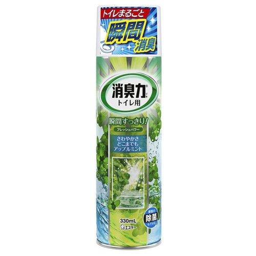 Shoshu-Riki Освежитель воздуха для туалета с ароматом яблочной мяты 330 мл