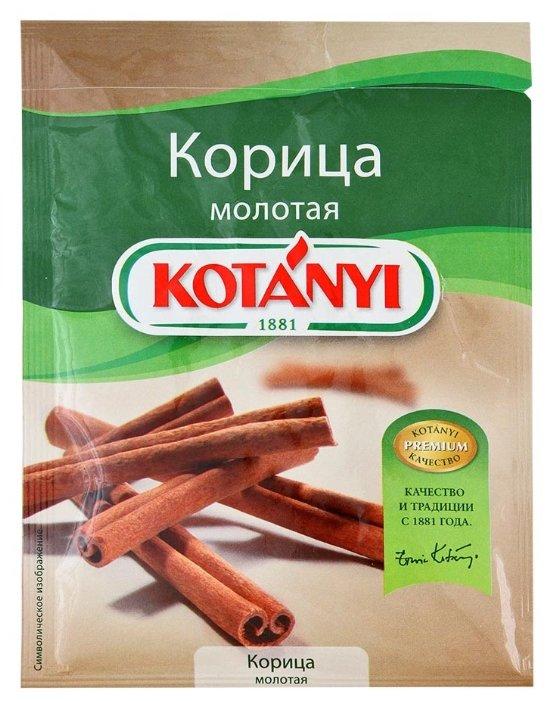 Kotanyi Пряность Корица молотая, 25 г