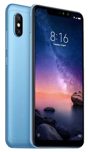 Xiaomi Смартфон Xiaomi Redmi Note 6 Pro 4/64GB