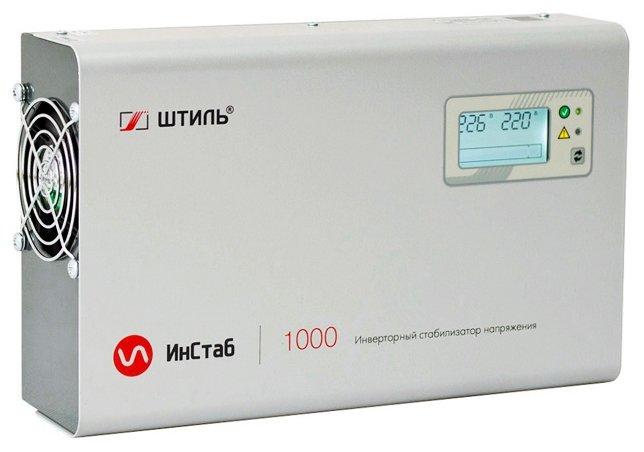 Стабилизатор напряжения однофазный Штиль IS1000 (0.75 кВт)