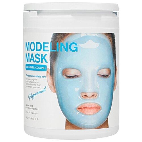 Holika Holika альгинатная маска Modeling Mask с мятой, 200 гМаски<br>