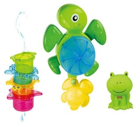 Набор для ванной TONG DE Черепаха с лягушкой (SL87006B)