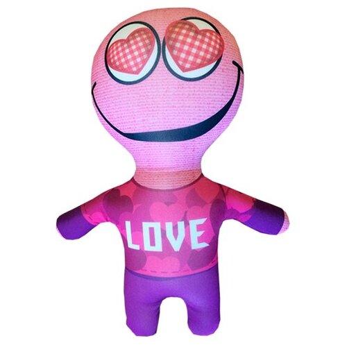Купить Игрушка-антистресс Мнушки Человечек Влюблен 32 см, Мягкие игрушки