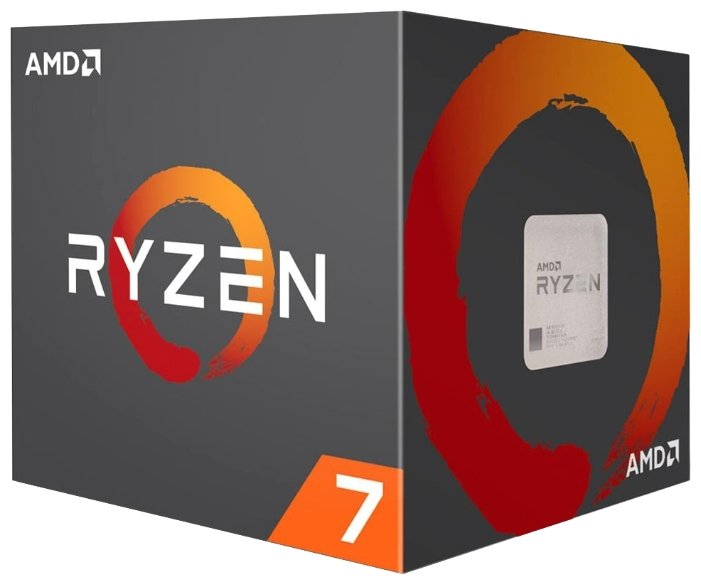 Процессор AMD Ryzen 7 2700 Pinnacle Ridge (AM4, L3 16384Kb)