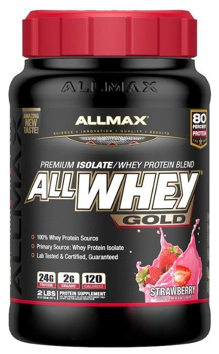 Протеин ALLMAX AllWhey Gold (900 г)