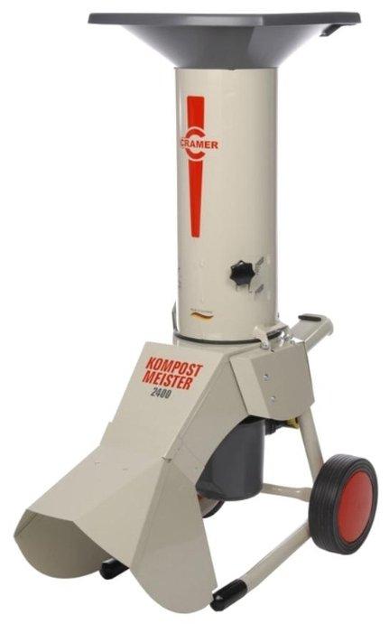 Измельчитель электрический Cramer KOMPOSTMEISTER Silent 2400 2.4 кВт