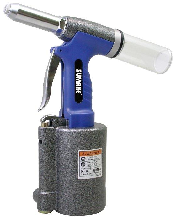 Вытяжной пневмозаклепочник SUMAKE ST-66159