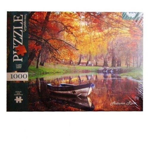 Пазл Danko Toys Осень (C1000-09-04), 1000 дет.Пазлы<br>
