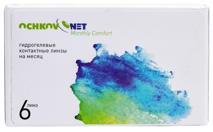 Ochkov.Net Monthly Comfort (6 линз)