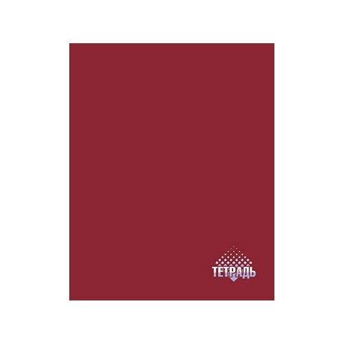 Купить КТС-ПРО Тетрадь С0791-12 в клетку, 96 л., красный, Тетради