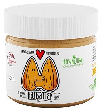 Nutbutter Паста из жареного миндаля