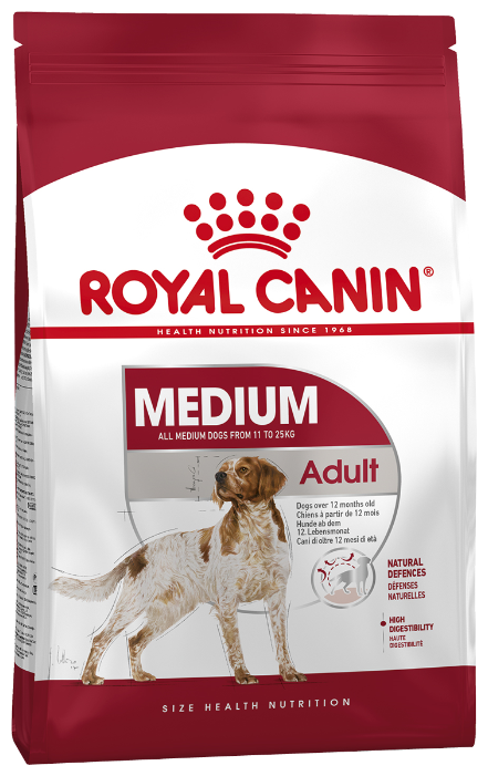 Корм для собак Royal Canin Medium Adult