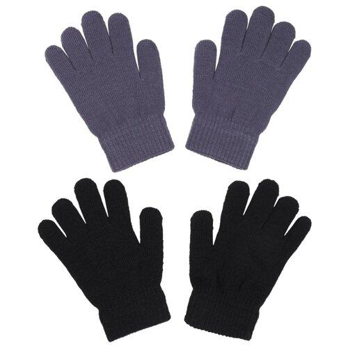 Перчатки LUHTA 232788300 размер ONE, черный/синийПерчатки и варежки<br>