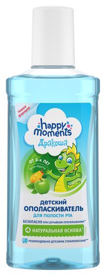 Ополаскиватель Happy Moments Дракоша от 3 лет