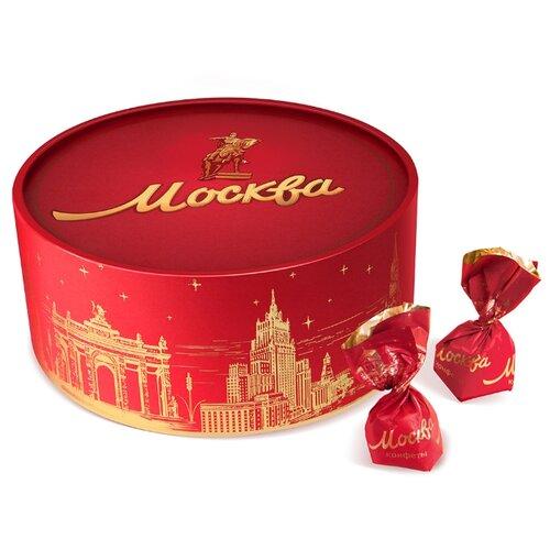 Набор конфет Красный Октябрь Москва 200 г набор конфет красный октябрь вдохновенье темный шоколад 240г