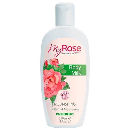 Молочко для тела My Rose of Bulgaria Body Milk, 250 мл
