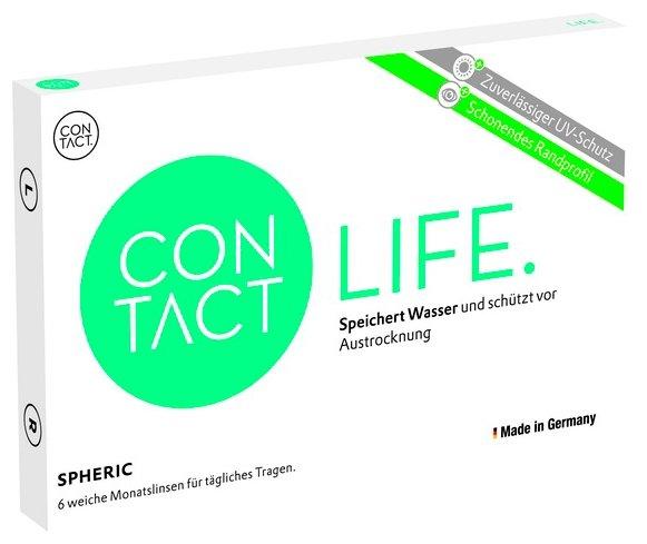 CONTACT Life (6 линз)