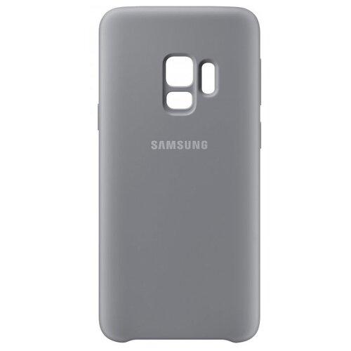 Чехол Samsung EF-PG960 для Samsung Galaxy S9 серый