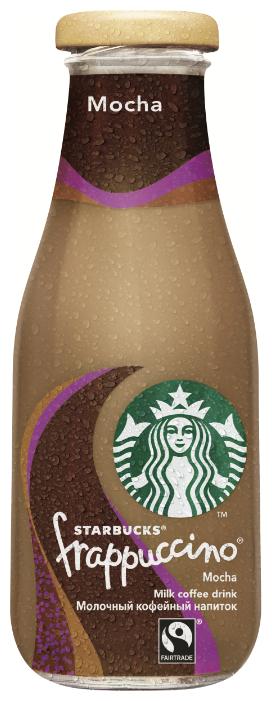Молочный кофейный напиток Starbucks Frappuccino Mocha 0.25 л