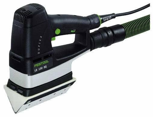 Плоскошлифовальная машина Festool DUPLEX LS 130 EQ-Plus