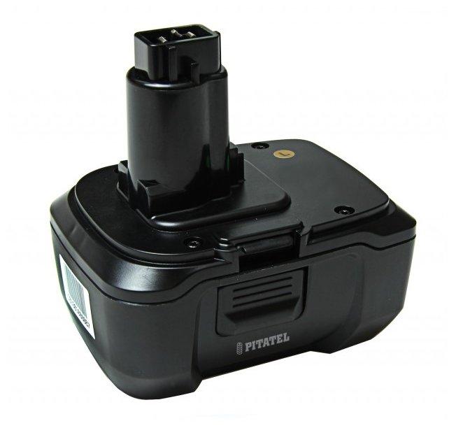 Аккумуляторный блок Pitatel TSB-016-DE18B-30L 18 В 3 А·ч