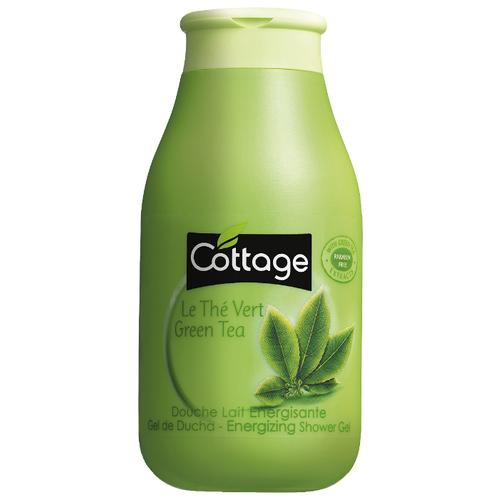 Гель для душа Cottage Green tea, 250 мл лосьон для тела cottage cottage co079lwfzhs1