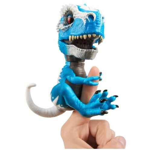 Купить Интерактивная игрушка робот WowWee Fingerlings Untamed T-Rex Айронджо, Роботы и трансформеры