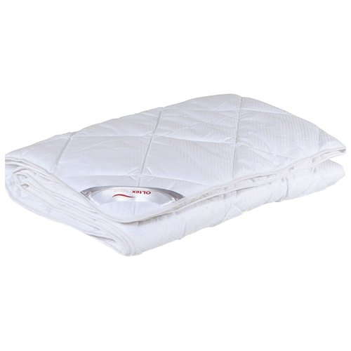 Одеяло OLTEX Богема легкое, 140 х 205 см (белый) одеяло belashoff белое золото стеганое легкое цвет белый 140 х 205 см