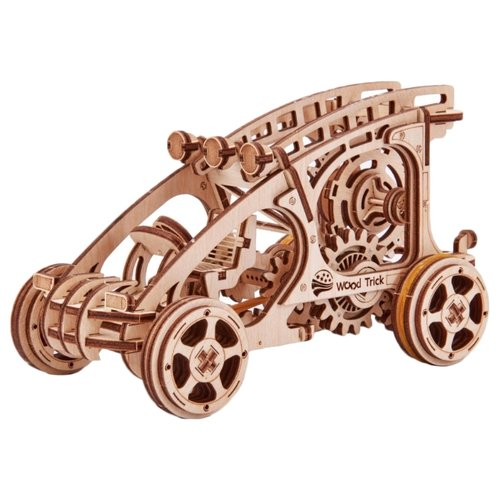 Сборная модель Wood Trick Багги (1234-4)